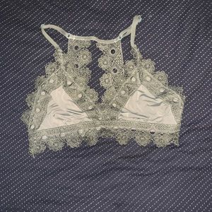Aerie Used Bralette Lace